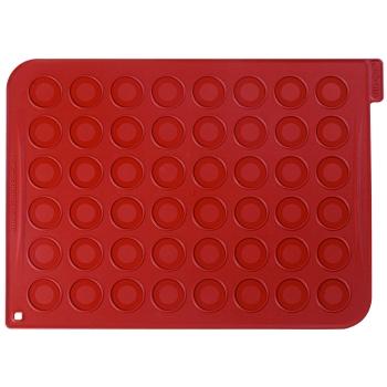 Plaque macarons en silicone -48 empreintes