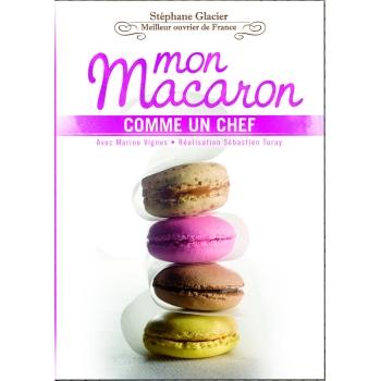 DVD :   Mon macaron  comme un chef