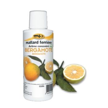 Arômes concentrés : Bergamote - 125 ml
