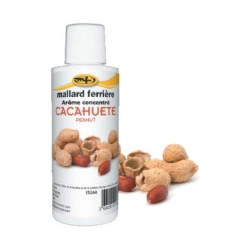Arômes concentrés : Cacahuète - 125 ml