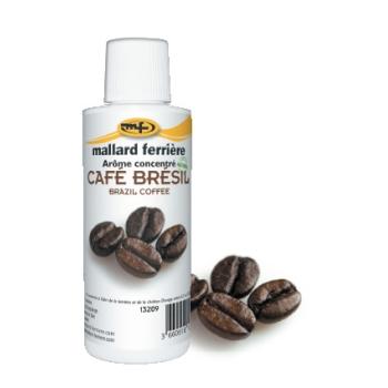 Arômes concentrés : Café Brésil - 125 ml