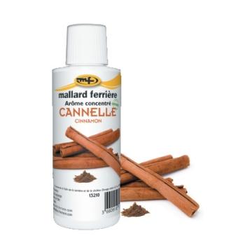 Arômes concentrés : Cannelle - 125 ml
