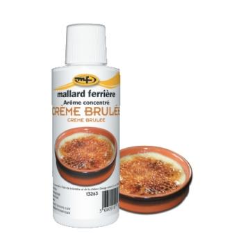 Arômes concentrés : Crème Brûlée - 125 ml