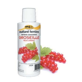 Arômes concentrés : Groseille - 125 ml