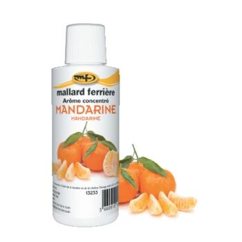 Arômes concentrés : Mandarine - 125 ml