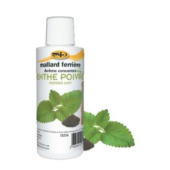 Arômes concentrés : Menthe Poivrée - 125 ml