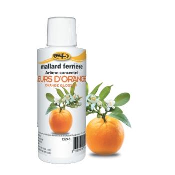 Arômes concentrés : Orange Fleurs - 125 ml