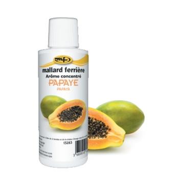 Arômes concentrés : Papaye - 125 ml