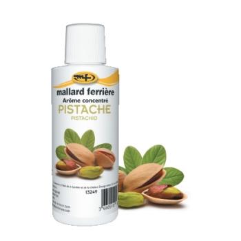 Arômes concentrés : Pistache - 125 ml
