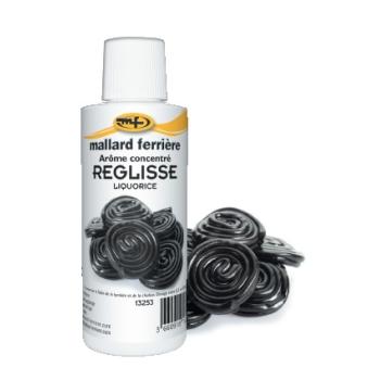 Arômes concentrés : Réglisse - 125 ml