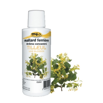Arômes concentrés : Tilleul - 125 ml