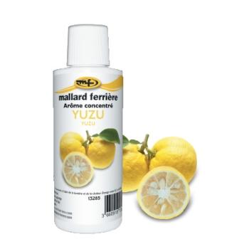 Arômes concentrés : Yuzu - 125 ml