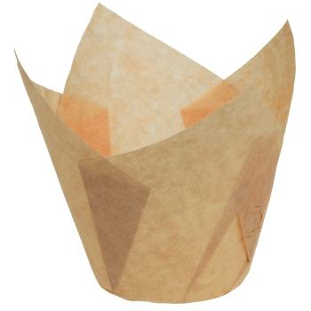 Caissettes Papier Couleur Tulipcup MM - 200 unités