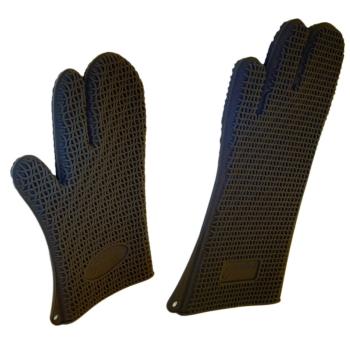 Moufle de protection silicone anti- chaleur 300°