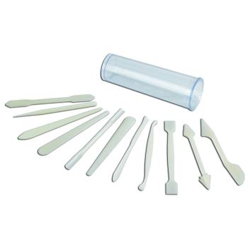 Boite de 12 ébauchoirs plastique