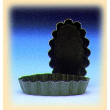 Petit fours : Ovale cannelé