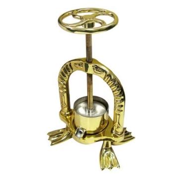 Presse à canard bronze   - DELAI DE LIVRAISON 3 SEMAINES