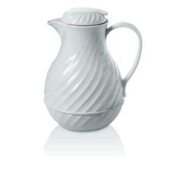 Pichet isotherme blanc 0,6 litre