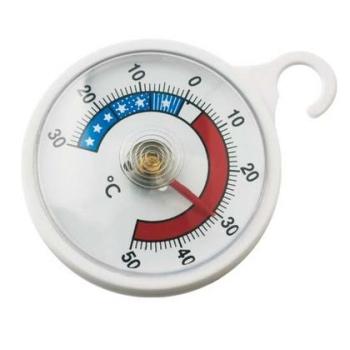 Thermomètre frigo-congélateur 1er prix avec cadran