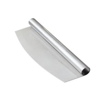 Coupe-pâte inox - lame arrondie 35 cm