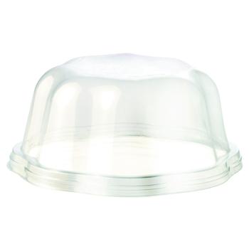 Couvercle dôme pour pots à glace