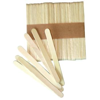 Bâtonnets esquimaux bois - 500 unités