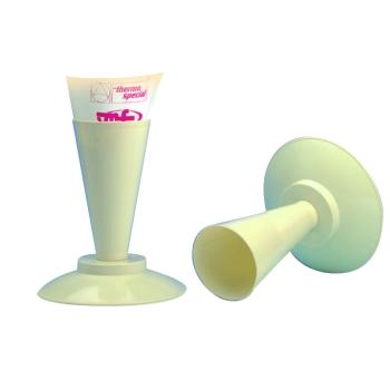 Support poche plastique - hauteur 23.5cm