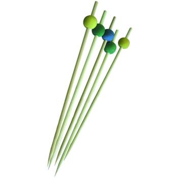 Pique bambou boules