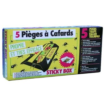 Abablat pièges pour blattes et cafards