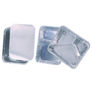 Plat aluminium- 100 unités