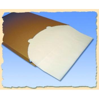 Papier de cuisson siliconé - boite distributrice 500 feuilles - 41 g