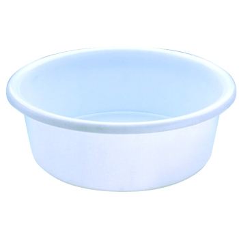 Bac à pâte rond plastique rigide 19 L