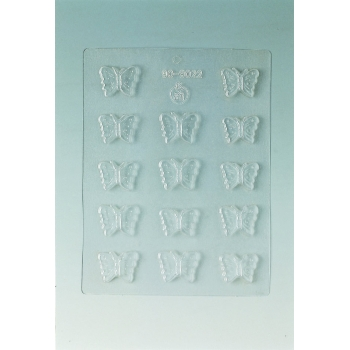 Plaque Divers - 14 papillons