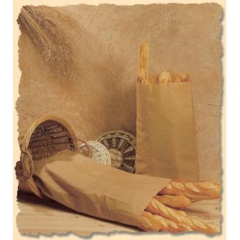 Sac de regroupement pain kraft brun - P/100