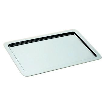 Plateau rectangulaire GN 1/1 inox