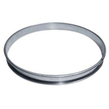Cercle inox  à Tarte