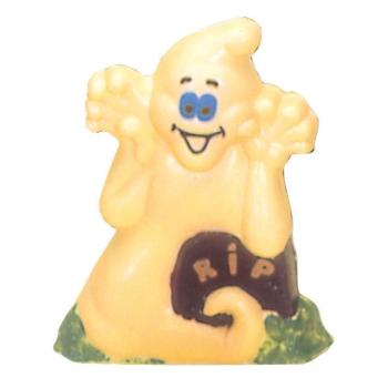 Moule polycarbonate pour chocolat 19 - Fantôme Halloween