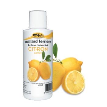 Arômes concentrés : Citron -125 ml