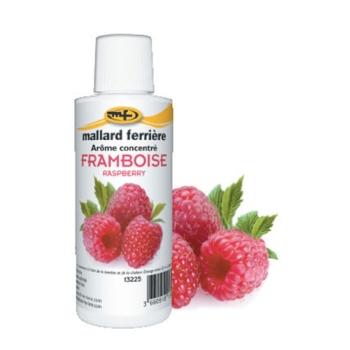 Arômes concentrés : Framboise - 125 ml