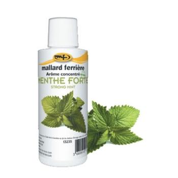Arômes concentrés : Menthe Forte - 125 ml