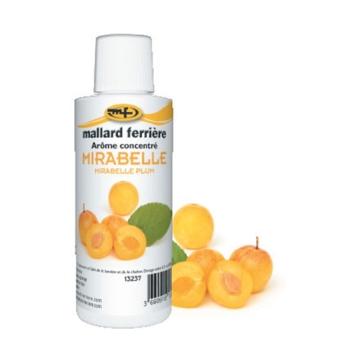 Arômes concentrés : Mirabelle - 125 ml