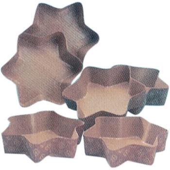 Moules Papier Etoile - 100 unités