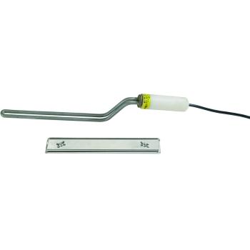 Fer à caraméliser électrique rectangulaire - 25 cm - 750 Watts