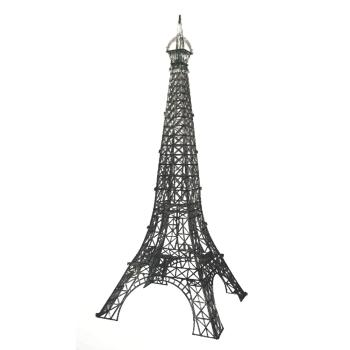 Présentoir Tour Eiffel noire