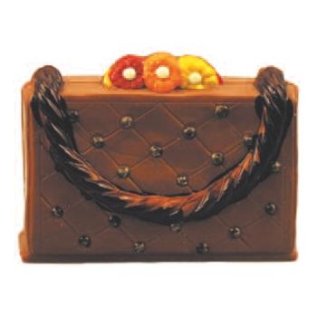 Moule chocolat modèle sac à main