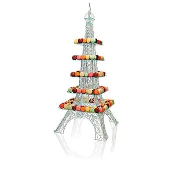 Série de 5 plateaux pour présentoir Tour Eiffel-
