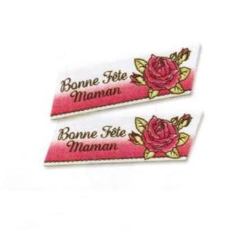 """Biais """"Bonne Fête Maman"""" masse de sucre"""