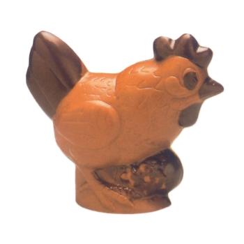 Moule polycarbonate 48 - Poule de pâques