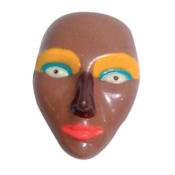Moule polycarbonate 170 - Masque Carnaval