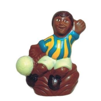 Moule polycarbonate 191 - Joueur de foot
